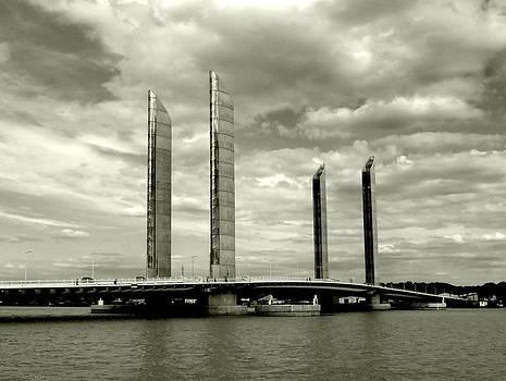 Bishopston Fine Art - Vertical Lift Bridge