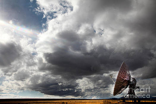 Very Large Array Rays by Michele AnneLouise Cohen