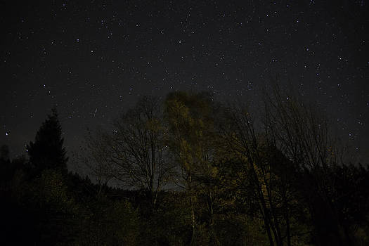 Very nice night in Vosges mountains by Patrick Kessler