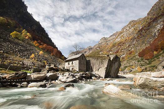 Verzasca Valley by Maurizio Bacciarini