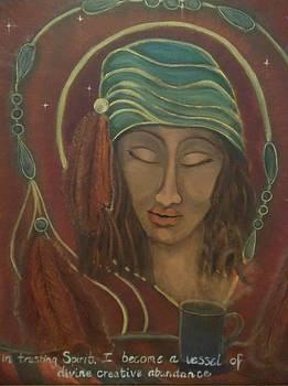 Vessel by Wendy Hassel