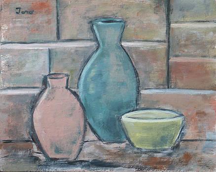 Vessels II by Trish Toro