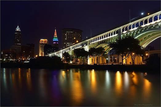 Veteran's Memorial Bridge by Daniel Behm