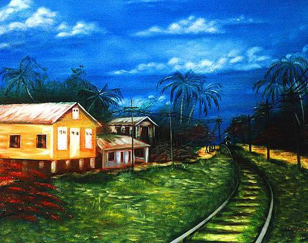 Via Santurce by Alfredo Ocasio