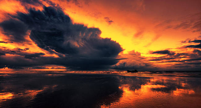 Vibrant Dawn by Mark Leader