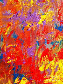 Vibrate in Full Color by Lisa Biscotto