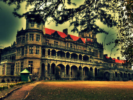 Viceregal Lodge Shimla by Salman Ravish