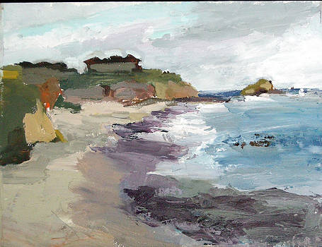 Victoria Beach by Nancy LaMay
