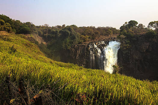 Victoria Falls South Africa  278 by Larry Roberson