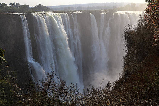 Victoria Falls South Africa  282 by Larry Roberson