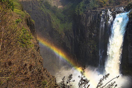 Victoria Falls South Africa  284 by Larry Roberson