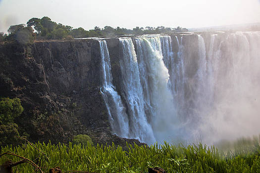 Victoria Falls South Africa  287 by Larry Roberson