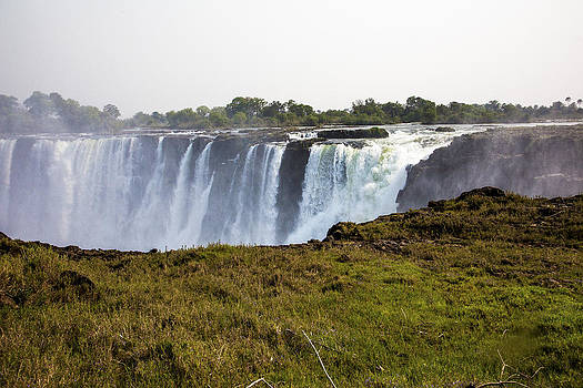 Victoria Falls South Africa  291 by Larry Roberson