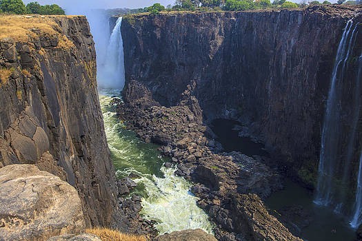 Victoria Falls South Africa  324 by Larry Roberson