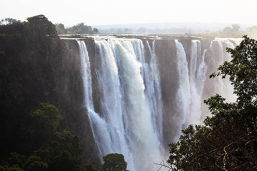 Victoria Falls South Africa280 by Larry Roberson