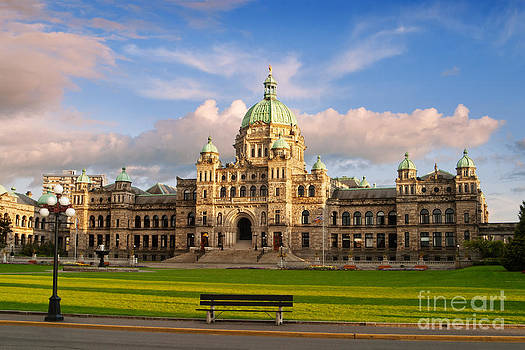 Jo Ann Snover - Victoria Parliament Building