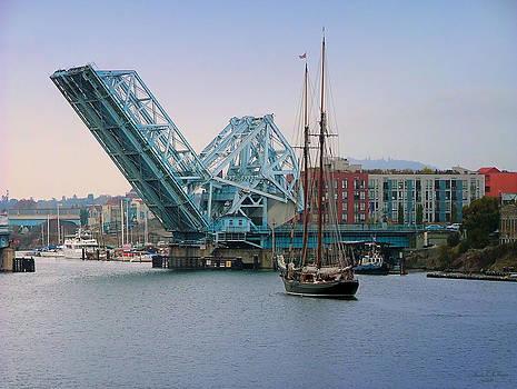 Victoria Tall Ships by Wendy McKennon