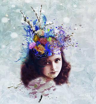 Victorian Girl by Debra Crank