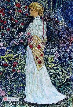 Victorian Girl by Norma Boeckler