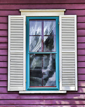 David Letts - Victorian Window of Cape May