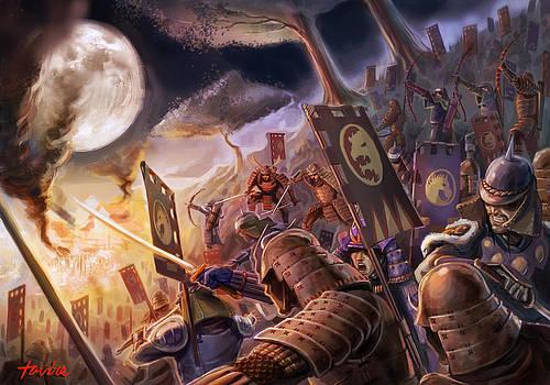 Victory at Hand by Alberto Tavira