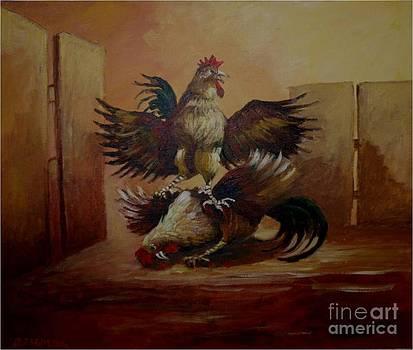 Victory by Jean Pierre Bergoeing