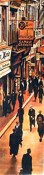 Victory Street by Adriana Vasile