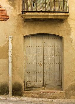 Viejo Door Llanca by Calvin Hanson