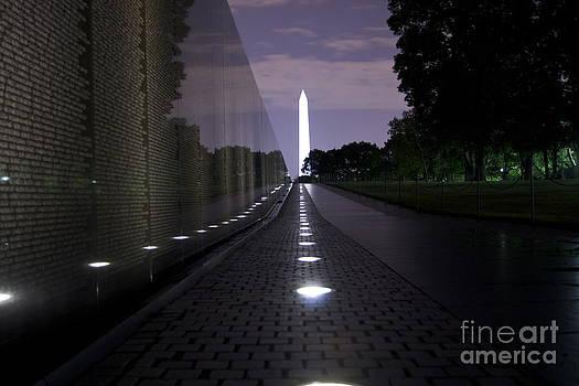 Chuck Smith - Vietnam Memorial - 3190