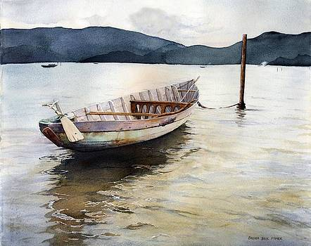 Vietnam Waters by Brenda Beck Fisher