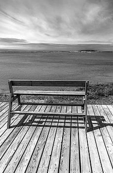 Arkady Kunysz - View across the ocean