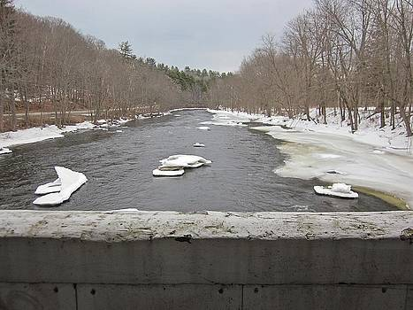 MTBobbins Photography - View From Ashuelot Covered Bridge