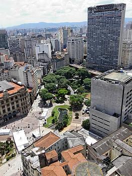 Julie Niemela - View from Edificio Martinelli 3 - Sao Pulo