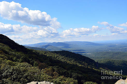 View from Humpback Rock by Anne Marie Corbett