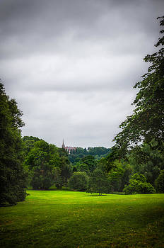 Lenny Carter - View from Kenwood House Grounds
