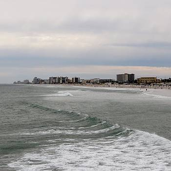 View from Main St. Pier by Brandi Jones