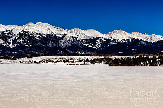 Jon Burch Photography - View from Meadow Creek Resevoir