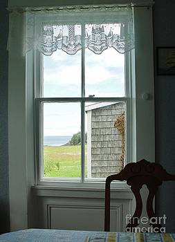 View from the Farm Window by Christopher Mace