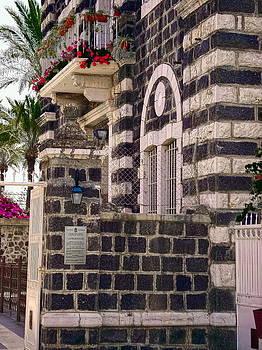 Sandra Pena de Ortiz - View Into Capernaum