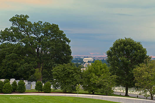 Jonathan Whichard - View of DC from Arlington