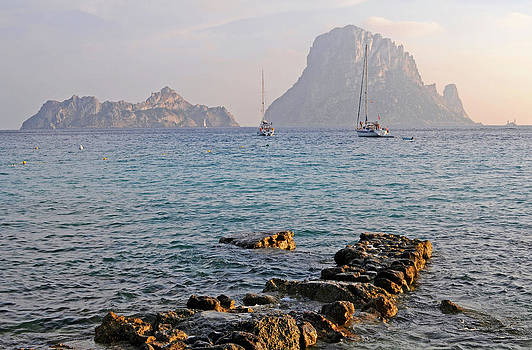 Nano Calvo - View Of Es Vedra From Cala D�hort