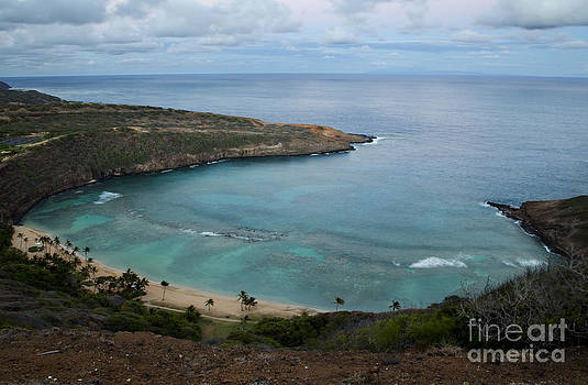 Charmian Vistaunet - View of Hanauma Bay - Evening