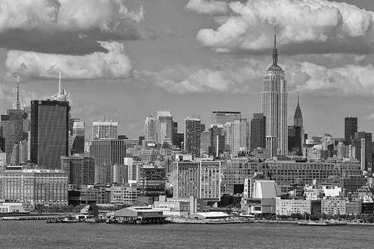 View of NYC by D Plinth