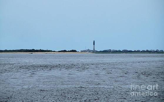 Jaclyn Hughes Fine Art - View of Oak Island