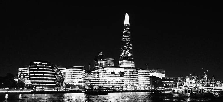 View of the Shard by Tom Hard