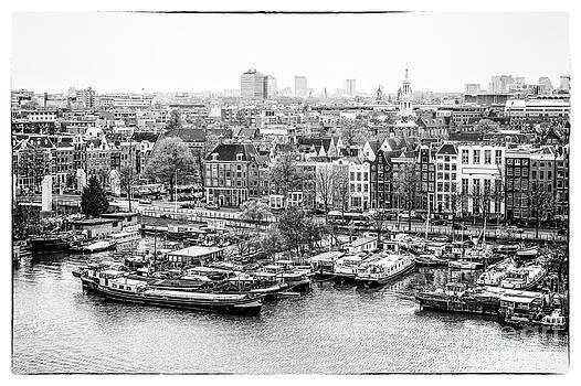 Patricia Hofmeester - view on Amsterdam
