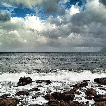View On The Walk From #muizenberg  To by Teresa Delcorso