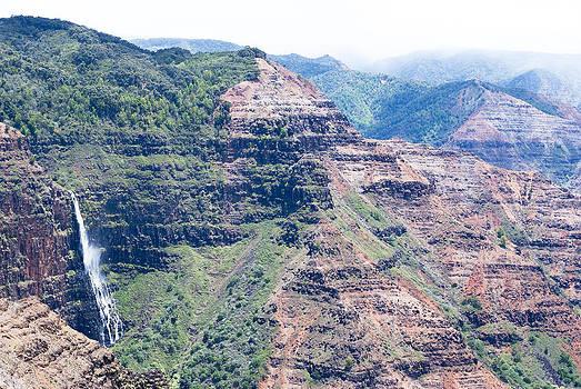 Ramunas Bruzas - View With The Waterfall