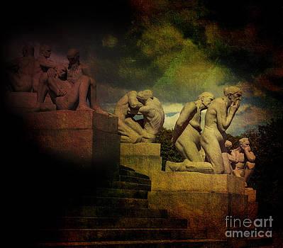 Angela A Stanton - Vigeland Oslo Sculpture Garden