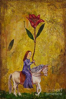 VII. The Chariot by Sandra Dawson
